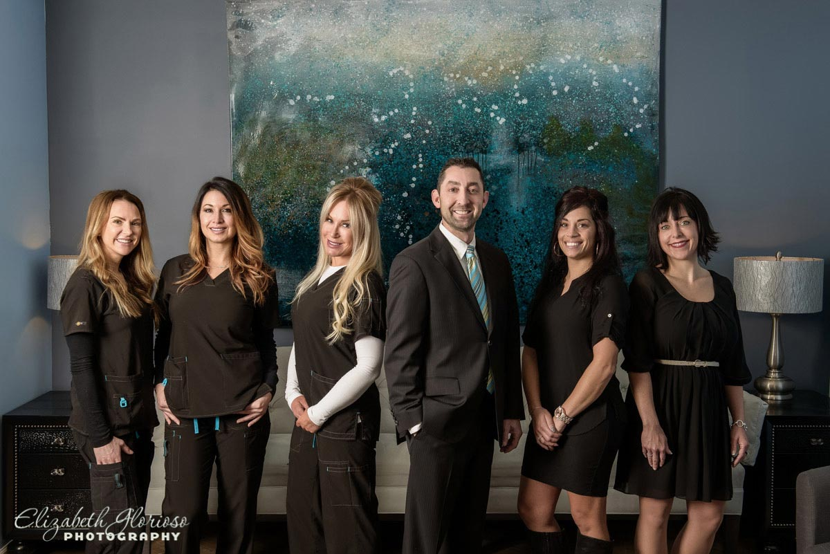 Company photo for doctor's group in Cleveland Ohio
