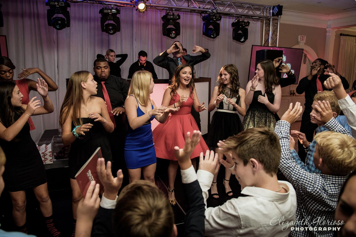 Dance Bat Mitzvah Beechmont Country Club Pepper Pike Ohio