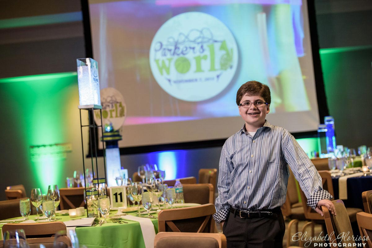 Bar Mitzvah portrait at Signature of Solon in Solon Ohio
