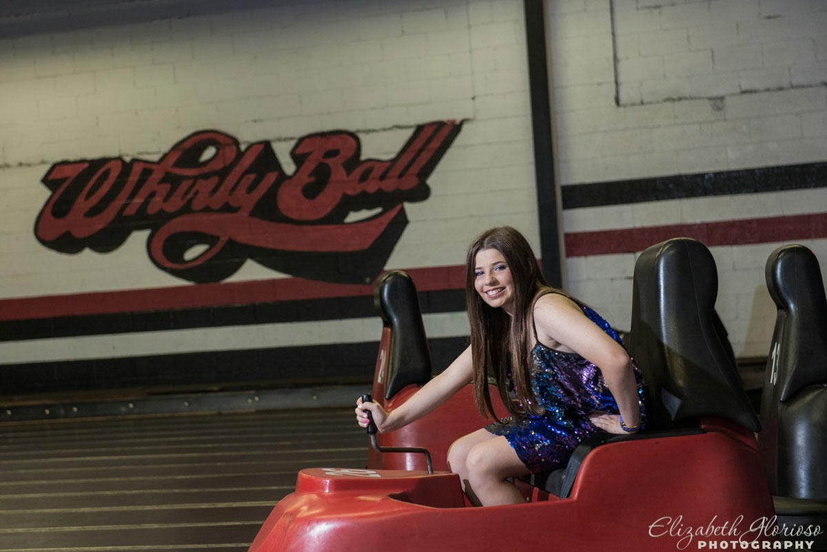 Whirly ball mitzvah party in Cleveland Ohio