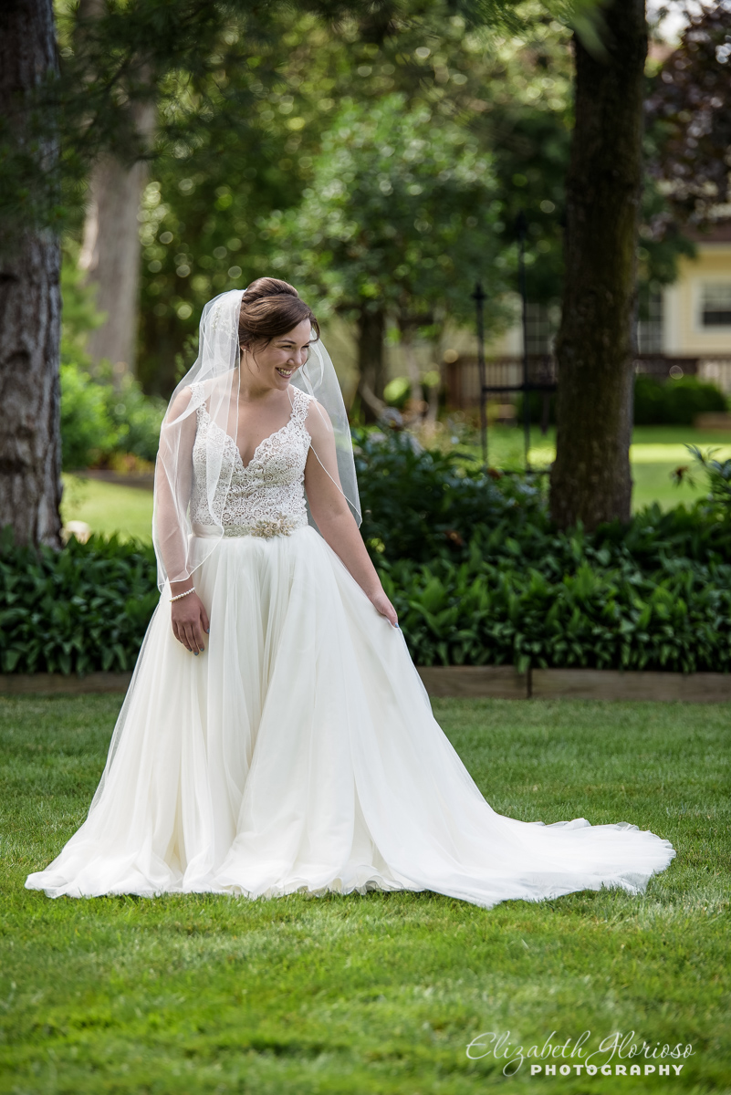 Bride in Strongsville Ohio