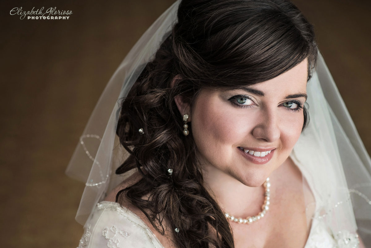 Photo of bride in Cleveland, Ohio